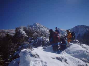 雪山登山のアルバムに行く
